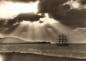 Wind_Bound_Lerwick_around_1880